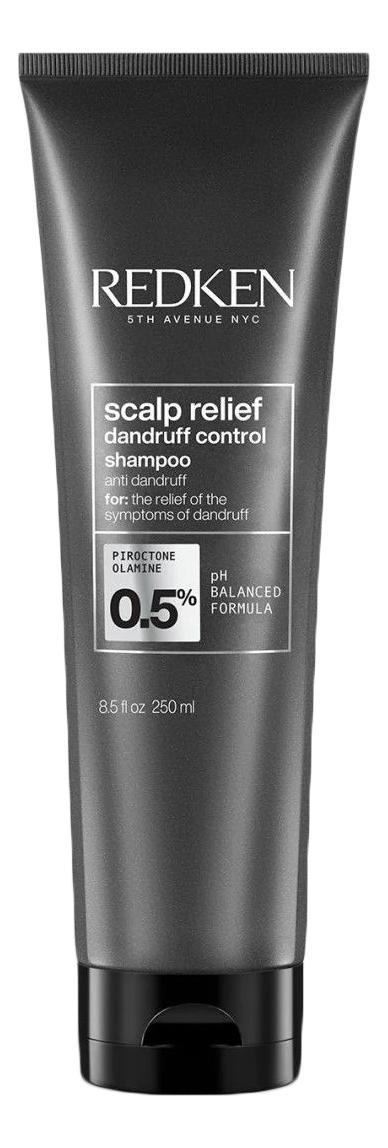 Шампунь для волос против перхоти Scalp Relief Dandruff Control Shampoo 300мл интенсивный успокаивающий шампунь против перхоти psoriane intensive shampoo soothing against flaky scalp 125мл