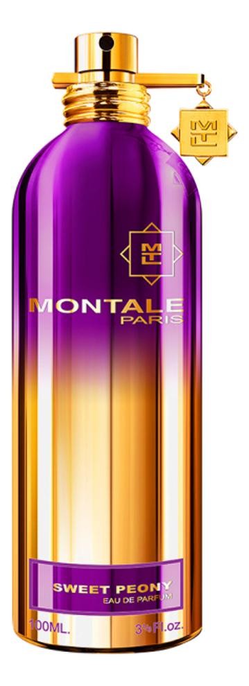 Фото - Montale Sweet Peony: парфюмерная вода 100мл тестер montale sweet peony отливант парфюмированная вода 18 мл