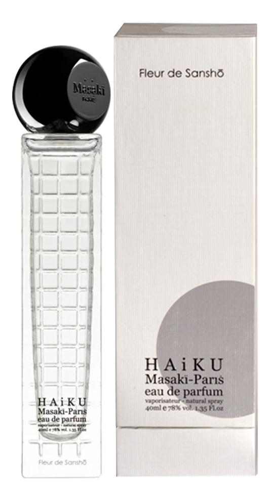 Фото - Masaki Matsushima Haiku Fleur De Sansho: парфюмерная вода 40мл парфюмерная вода masaki matsushima haiku bois d hinoki 40 мл