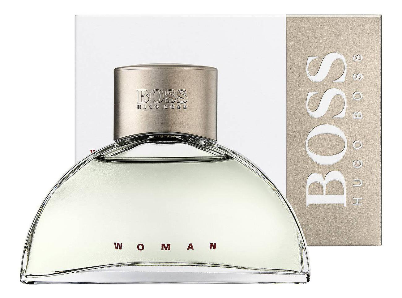 Hugo Boss Woman: парфюмерная вода 90мл