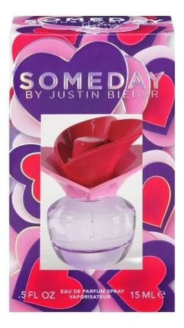 Justin Bieber Someday: парфюмерная вода 15мл чехол для iphone 6 глянцевый printio justin bieber джастин бибер