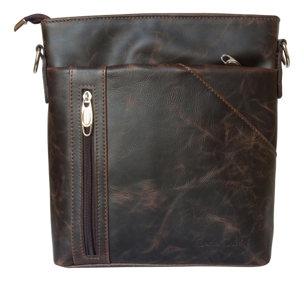 Сумка Lonato Brown 5011-02 сумка carlo gattini carlo gattini mp002xm0lzot