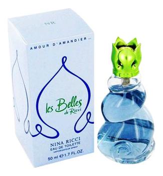 Nina Ricci Les Belles de Ricci Amour d`Amandier (Almond Amour): туалетная вода 50мл nina ricci les belles de ricci liberte acidulee liberty fizz дезодорант 100мл