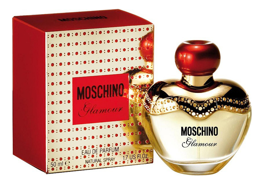 Moschino Glamour: парфюмерная вода 50мл moschino toujours glamour