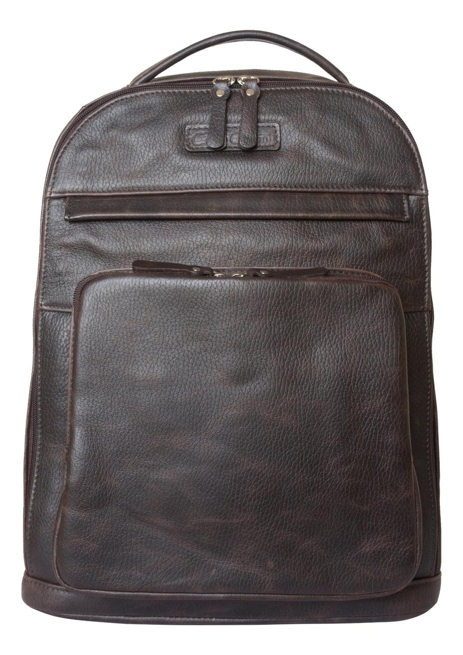 Рюкзак Montegrotto Brown 3022-04 рюкзак montegrotto black 3022 01
