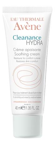 Успокаивающий крем для лица Cleanance Hydra Soothing Cream 40мл