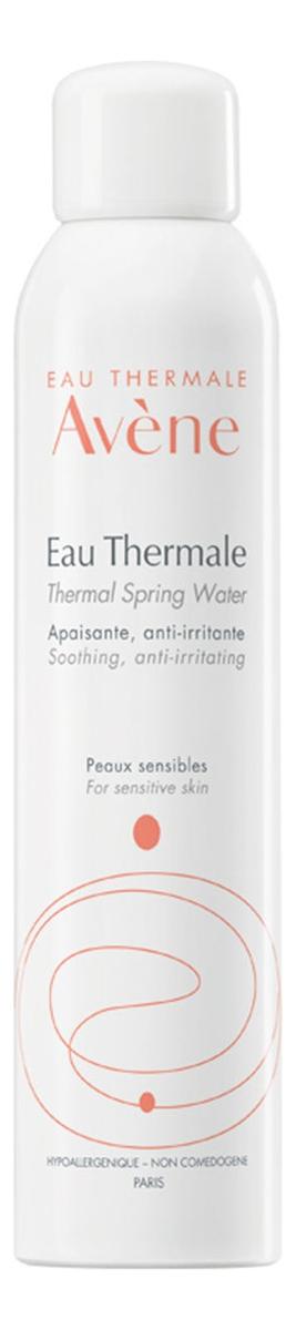 Термальная вода для лица и тела Eau Thermale Apaisant: Термальная вода 300мл eau thermale avene ru