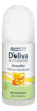 Дезодорант роликовый Vitamine Roll-On Deodorant 50мл clinique roll on anti perspirant deodorant
