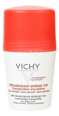 Шариковый дезодорант Анти-стресс 72 часа Stress Resist 50мл абхъянга 2 часа