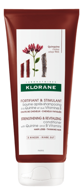 Бальзам для волос Quinine Fortifiant & Stimulant Baume Apres-Shampooing 200мл phyto apres shampooing conditioner
