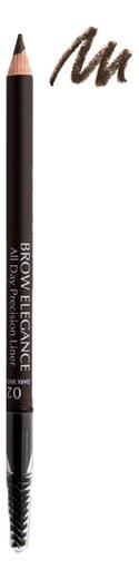 Карандаш для бровей Brow Elegance All Day Precision Liner 1,8г: No 02 seventeen карандаш brow elegance all day precision liner оттенок 02 dark brown