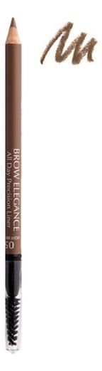 Карандаш для бровей Brow Elegance All Day Precision Liner 1,8г: No 05 seventeen карандаш brow elegance all day precision liner оттенок 02 dark brown