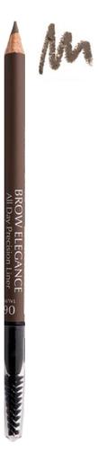 Карандаш для бровей Brow Elegance All Day Precision Liner 1,8г: No 06 seventeen карандаш brow elegance all day precision liner оттенок 02 dark brown