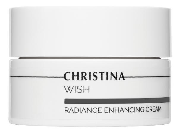 Омолаживающий крем для лица Wish Radiance Enhancing Cream 50мл