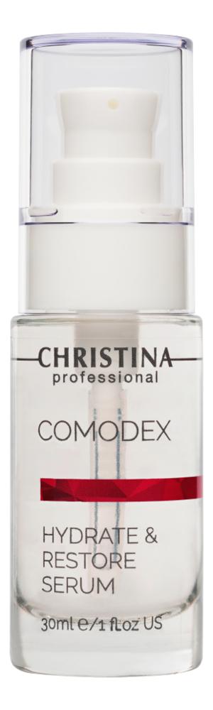 Увлажняющая сыворотка для лица Comodex Hydrate & Restore Serum 30мл