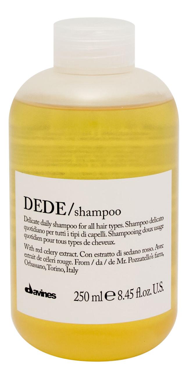 Шампунь для волос Dede Shampoo: Шампунь 250мл