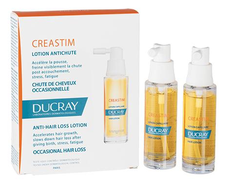 Лосьон против выпадения волос Creastim Lotion Antichute Anti-Hair Loss Lotion 2*30мл ducray от выпадения волос