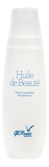 Масло для массажа лица и тела Huile De Beaute: Масло 200мл
