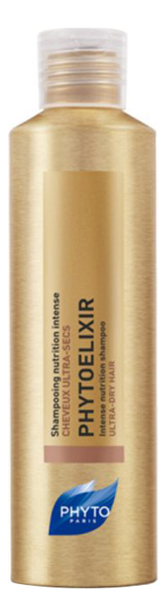 Шампунь для волос Интенсивное питание Phytoelixir Shampooing Nutrition Intense 200мл