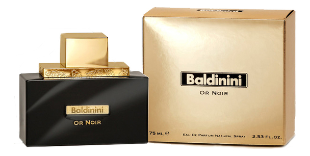 Baldinini Or Noir: парфюмерная вода 75мл ботинки baldinini baldinini ba097amflek7