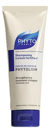 Шампунь энергетический для волос Phytolium Shampooing Traitant Fortifiant 125мл