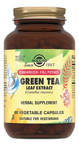 Биодобавка Экстракт листьев зеленого чая Green Tea Leaf Exstract 60 капсул