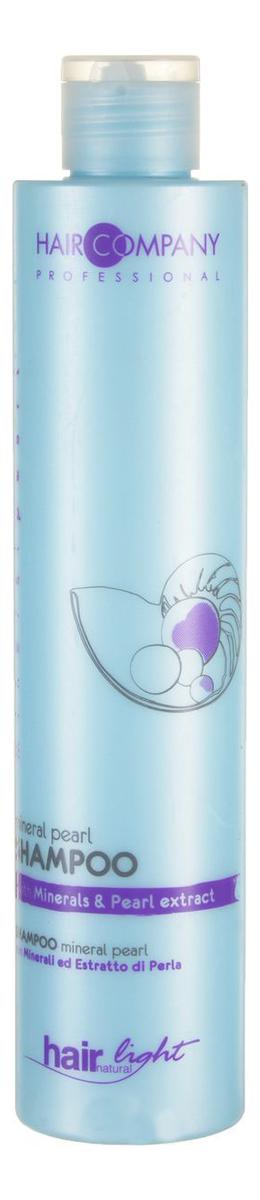 Шампунь для волос с экстрактом минерала и жемчуга Hair Light Mineral Pearl Shampoo: 250мл