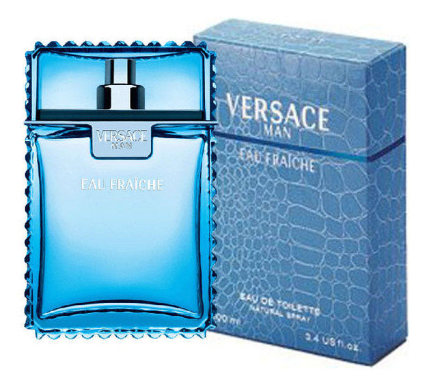 Фото - Versace Eau Fraiche Man: туалетная вода 200мл versace eau fraiche туалетная вода 30 мл