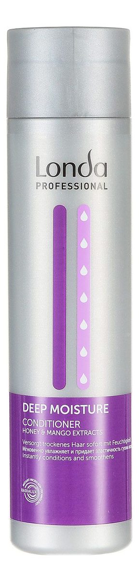 Фото - Кондиционер для волос Deep Moisture Conditioner: Кондиционер 250мл кондиционер