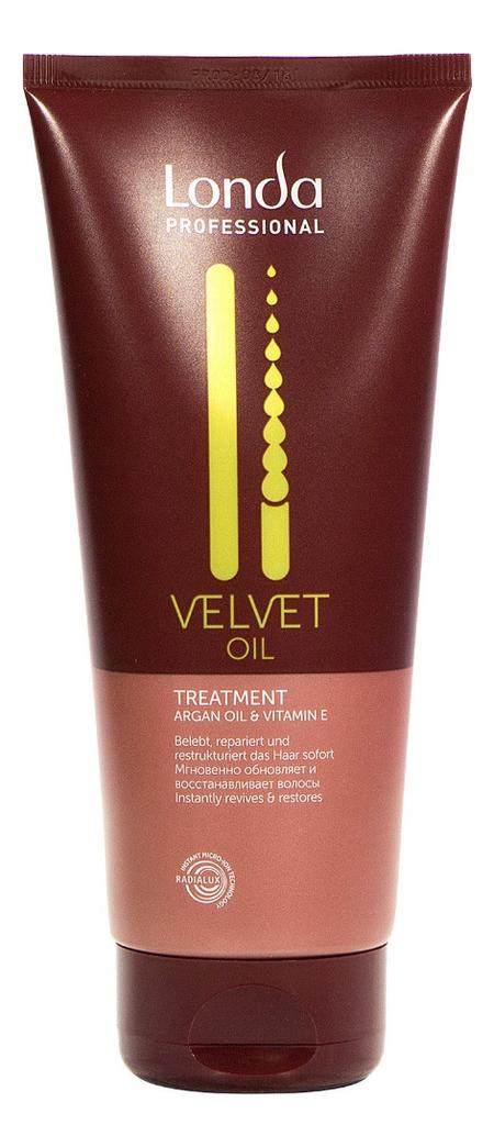 Средство для волос Velvet Oil Treatment: Средство 200мл londa professional velvet oil средство для восстановления волос 30 мл