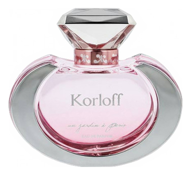 Korloff Paris Un Jardin A Paris: парфюмерная вода 50мл slimane paris