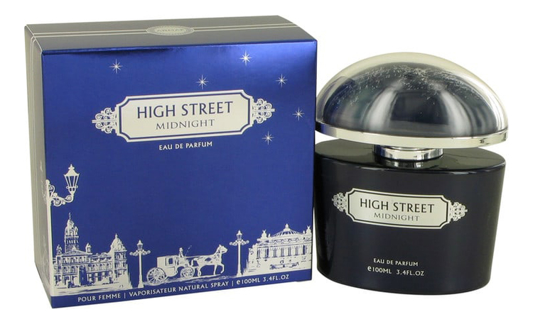 Armaf High Street Midnight: парфюмерная вода 100мл