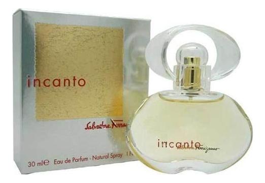 Salvatore Ferragamo Incanto: парфюмерная вода 30мл мужские часы salvatore ferragamo f55020014
