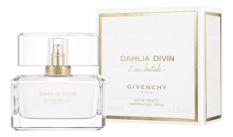Givenchy Dahlia Divin Eau Initiale: туалетная вода 50мл