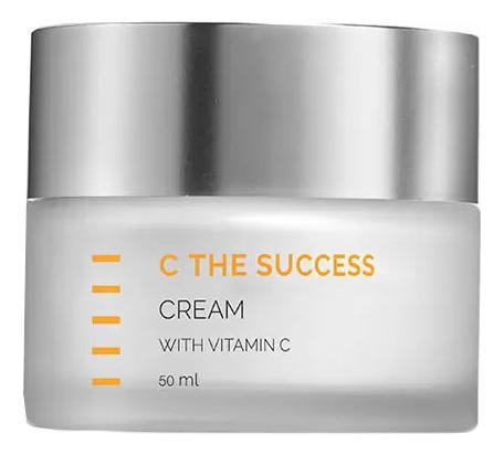 Увлажняющий крем для лица C The Success Cream 50мл: Крем 50мл holy land c the success