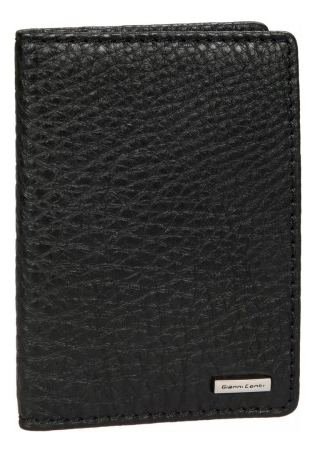 9517455 black Обложка для паспорта Gianni Conti кожаные сумки gianni conti 1482307 black