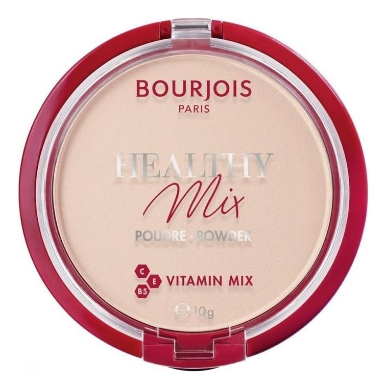 Пудра для лица Healthy Mix Powder 11г: 01 Vanilla bourjois healthy mix powder