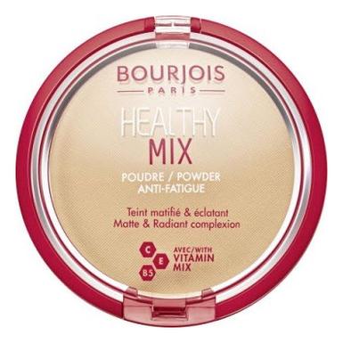 Пудра для лица Healthy Mix Powder 11г: 02 Beige Clair bourjois healthy mix powder