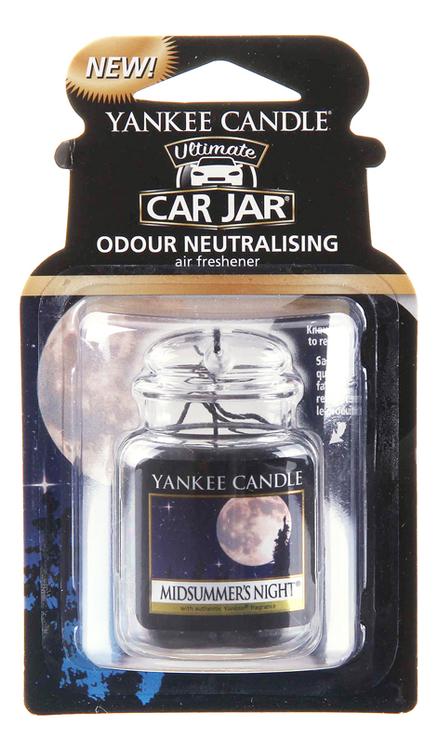 Гелевый ароматизатор для автомобиля Midsummers Night гелевый ароматизатор для автомобиля vanilla cupcake