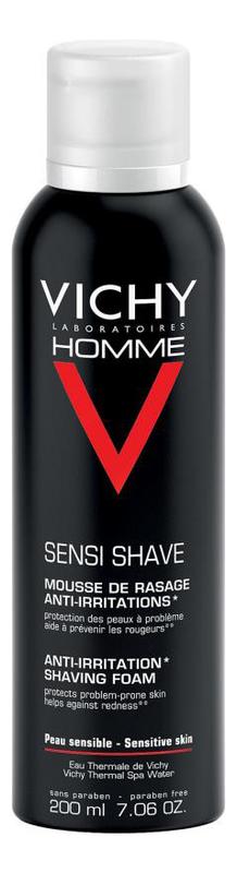 Пена для бритья Homme Sensi Shave Anti-Irritation Shaving Foam 200мл
