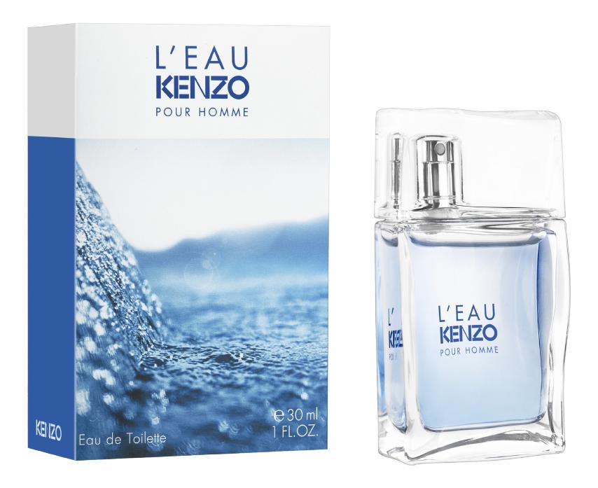 Kenzo L'Eau Pour Homme: туалетная вода 30мл kenzo homme туалетная вода 30мл