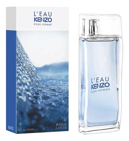 Kenzo L'Eau Pour Homme: туалетная вода 100мл kenzo homme туалетная вода 30мл