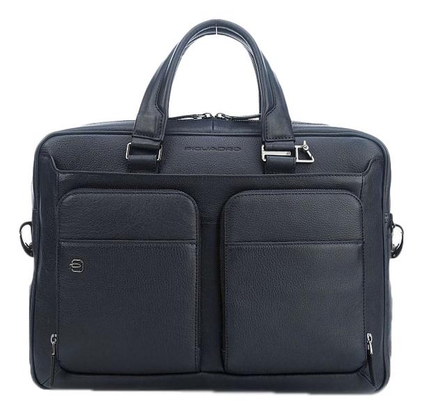 Сумка Black Square CA2849B3/BLU кожаные сумки piquadro ca2849b3 ve