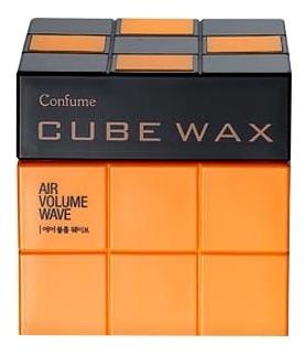 Воск для укладки волос Confume Cube Wax Air Volume Wave 80г недорого