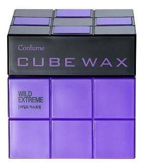 Воск для укладки волос Confume Cube Wax Wild Extreme 80г недорого