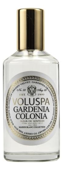 Ароматический спрей для дома и тела Gardenia Colonia 100мл (гардения)