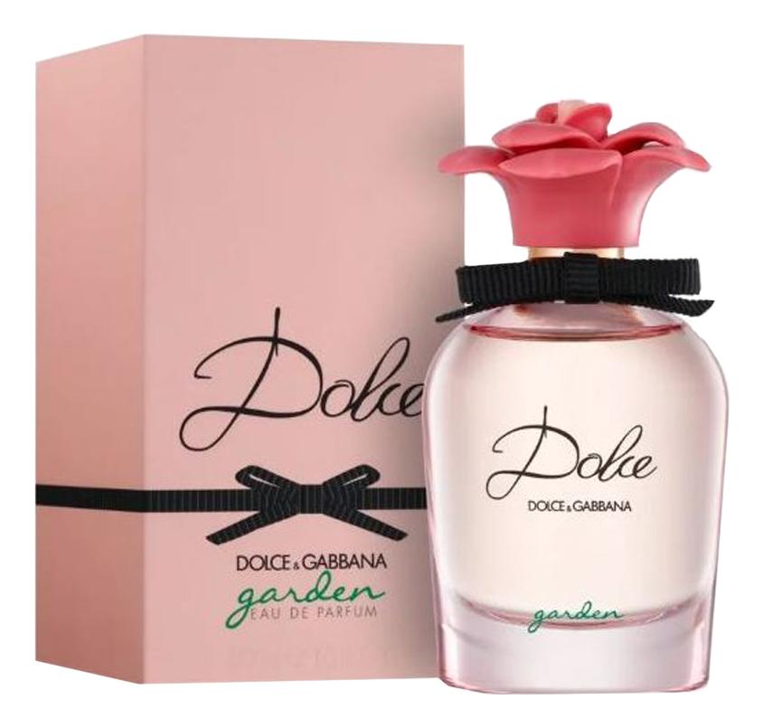 Фото - Dolce Gabbana (D&G) Dolce Garden: парфюмерная вода 75мл сменная наволочка простыня dolce bambino dolce cocon sheet d01 0200001