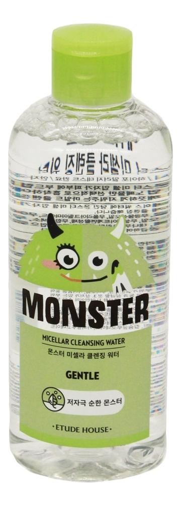 цены Мицеллярная вода для лица Monster Micellar Cleansing Water 300мл: Мицеллярная вода 300мл