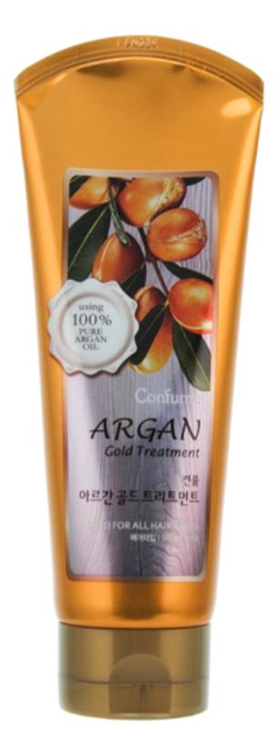 Увлажняющая маска для волос с маслом арганы Confume Argan Gold Treatment: Маска 200мл увлажняющая маска с алоэ
