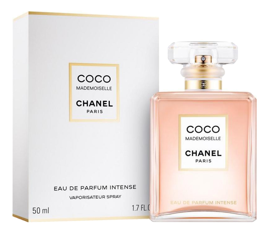 Chanel Coco Mademoiselle Intense: парфюмерная вода 50мл chanel coco mademoiselle intense парфюмерная вода 50мл